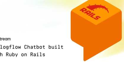 Tutorial: Dialogflow Chatbot with Ruby on Rails | Ruby On